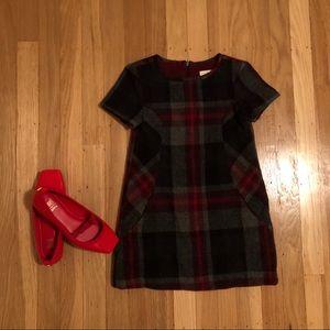 Zara Girls Wool Dress